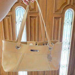 Nine West Faux Leather Handbag